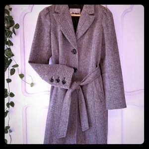 GUESS brand wool blend coat size M